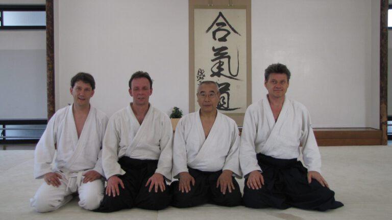 hombu-dojo-2010-yamashima-sensei